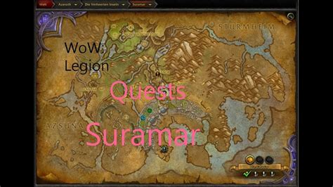 iZocke WoW: Legion Quests in Suramar #219