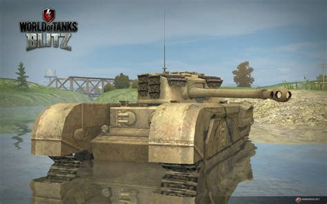 The British Have Invaded World of Tanks Blitz in Its First