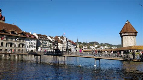 Visions of Lucerne : Switzerland   Visions of Travel