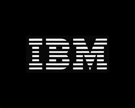 IBM Logo Evolution, You Have to See Their First Logo