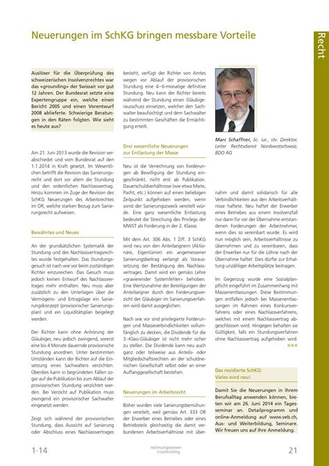 Rechnungswesen & Controlling 01/14 by Site to publish - Issuu