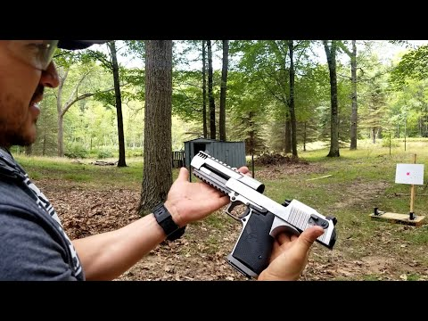 The 429 Desert Eagle Needs More Work - USA Carry