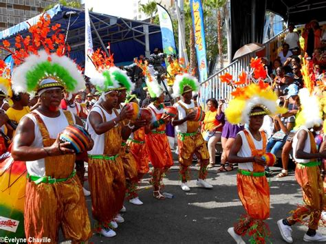2019 Carnival of Guadeloupe programme - Kariculture