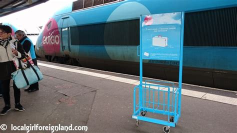 Ouigo, the new budget train in France – Local Girl Foreign