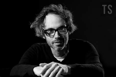 Editorial photography of classical pianist James Rhodes