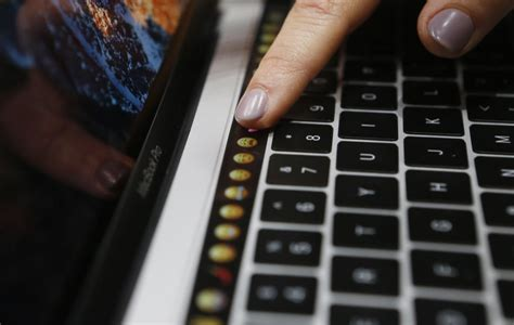 What Apple's new Touch Bar means for Mac users | CIO