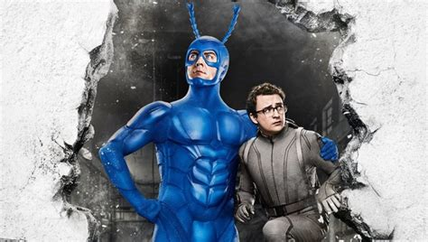 New Trailer For Amazon's 'The Tick' Series Is Here