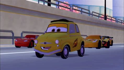Cars 2 [HD] #2 Gameplay with Hook, Mater, Lightning