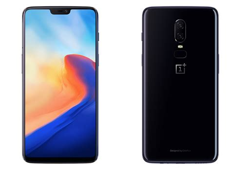 Android-Smartphone OnePlus 6 im Test