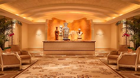 The Spa at Wynn Las Vegas - Las Vegas Spas - Las Vegas