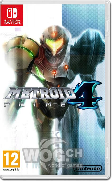 Metroid Prime 4 [Nintendo Switch] • World of Games