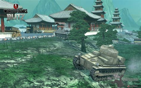 All World of Tanks Blitz Screenshots for Android, iPhone