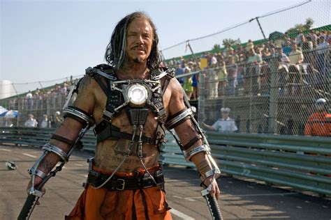 [First Look] Mickey Rourke As Whiplash In 'Iron Man 2'