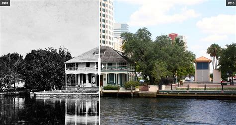 Iconic Broward spots - then and now - South Florida Sun
