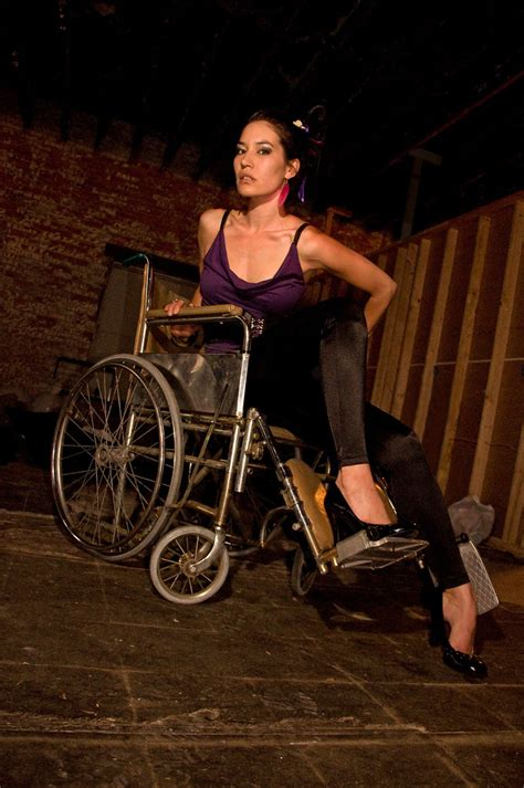 Michelle rocks the wheelchair | Quad-Cities Flickr Group