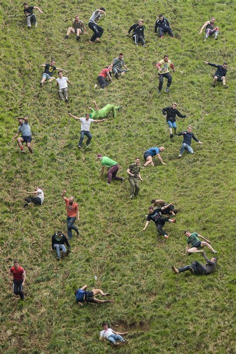 PICTURE OF THE WEEK: CHEESE ROLLING - Corporate & Press