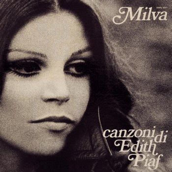 Canzoni di Edith Piaf by Milva album lyrics | Musixmatch
