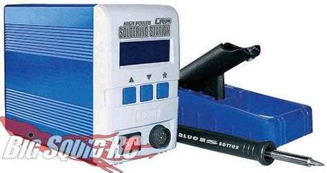 LRP High Power Soldering Station « Big Squid RC – RC Car