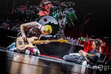US-Musiklegende Red Hot Chili Peppers in Berlin - stagr