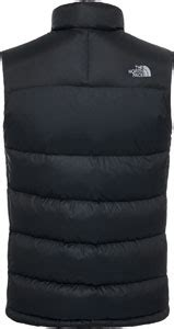 The North Face Nuptse 2 bodywarmer zwart