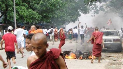 Communal Conflict in Myanmar | Religious Literacy Project