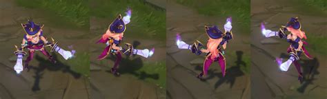 Bewitching Miss Fortune - League of Legends skin - LoL Skin