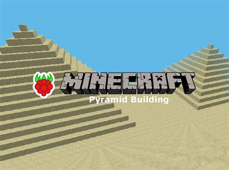 How To Create A Pyramid In Minecraft With Python