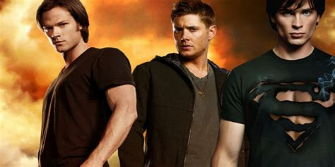 Supernatural Almost Had a Crossover with Smallville
