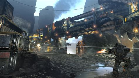Titanfall: Frontier's Edge - Dig Site map analysis - VG247