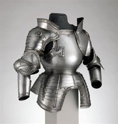 Portions of a Field Armor | German, probably Augsburg