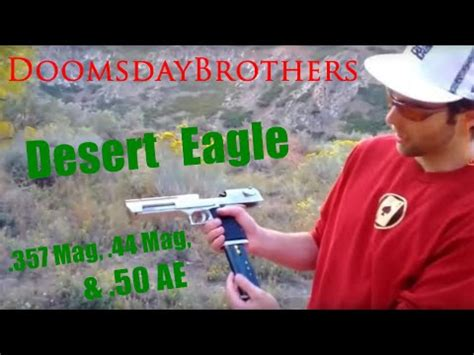 Desert Eagle Ultimate Review: All Three Calibers (