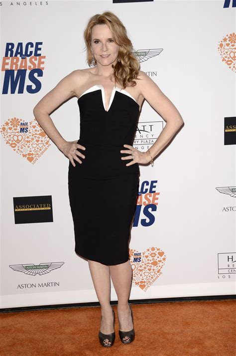 Lea Thompson At 21st Annual Race To Erase MS Event In