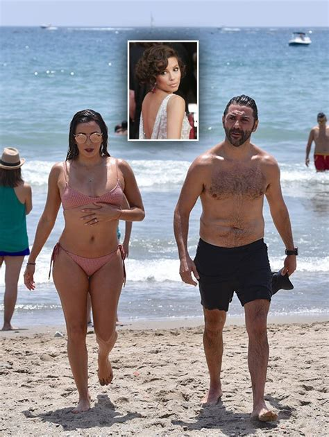 Eva Longoria: Happily Married Star Packs On The Pounds!