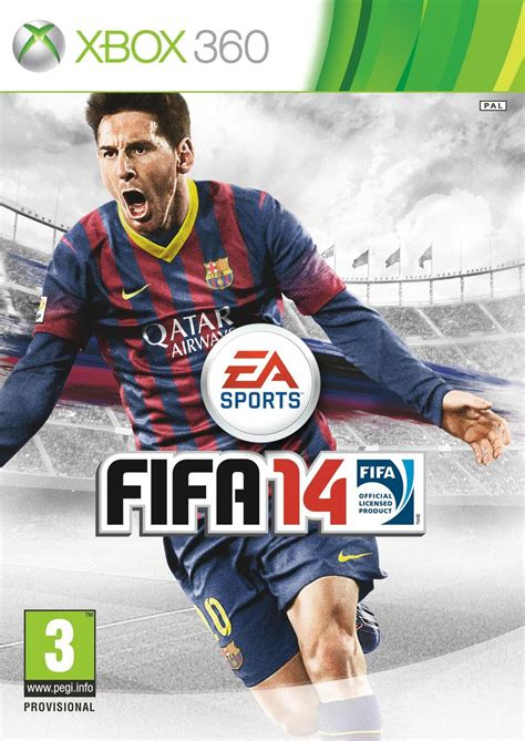 FIFA 14 - Official Global Cover Revealed! (XBOX 360