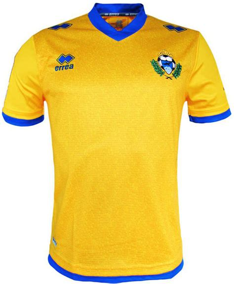 AD Alcorcón 13-14 (2013-14) Home Kit released - Footy