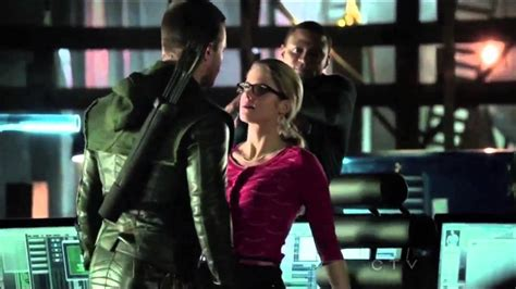 """ARROW, Oliver and Felicity (Olicity): """"One Day"""" - YouTube"""