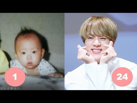 BTS Jin's Difference In Reaction To Camera After Reaching