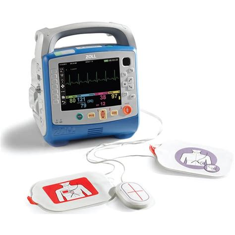 X Series Monitoring Defibrillators from ZOLL now Available