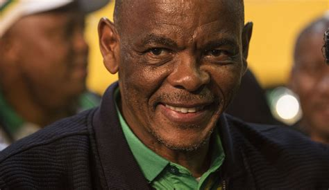 Critics claim outgoing Free State Premier Ace Magashule