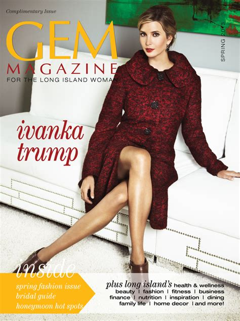 Ivanka Trump Empowers, Inspires and Motivates The Long