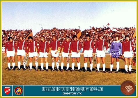 Fan pictures - 1977-78 UEFA Cup Winners' Cup