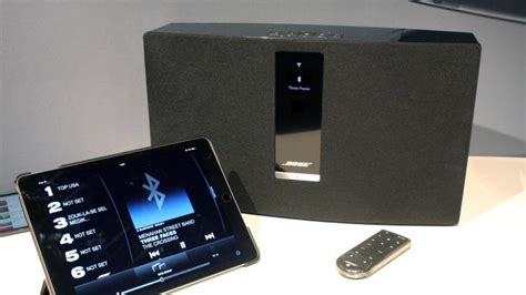 Bose SoundTouch 10 review - hands on | Expert Reviews