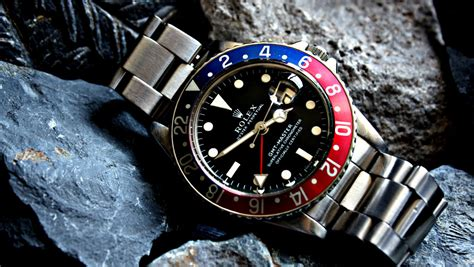 The Rolex GMT Master 'Pepsi' - A Brief History - Oakleigh