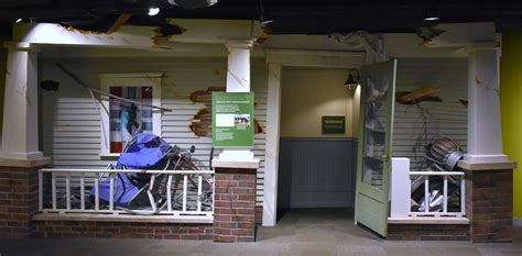 Experience a Tornado at the Museum of Discovery - Only In