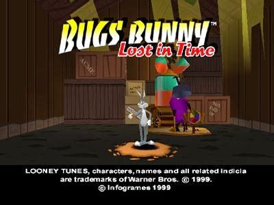 Bugs Bunny Lost in Time PS1 ISO - Download Game PS1 PSP