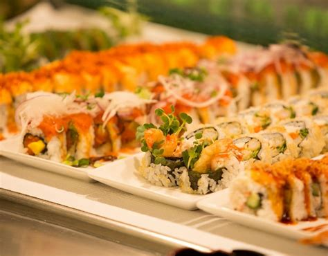 Makino Sushi & Seafood Buffet – Experience authentic