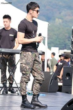 Kim Jaejoong   13th Ground Forces Festival (151002)