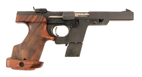 Walther GSP Pistole