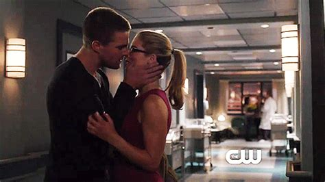 When They Share a Passionate Kiss in the Hall   Arrow