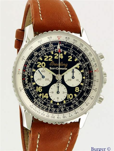 Navitimer Cosmonaute Scott Carpenter Edition NOS